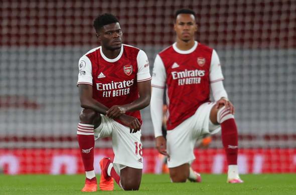 Arsenal Predicted Lineup vs Crystal Palace: Thomas Partey Back