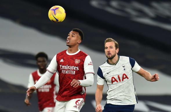 Arsenal, Gabriel