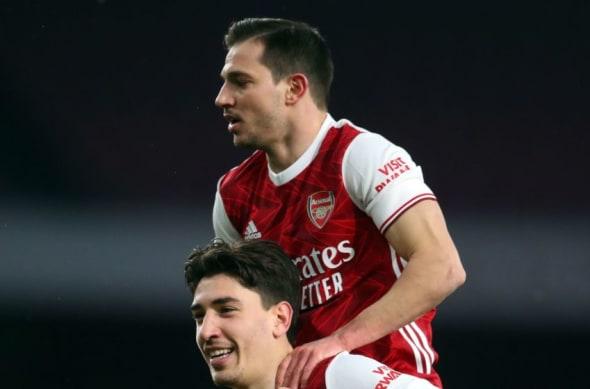 Arsenal, Cedric Soares