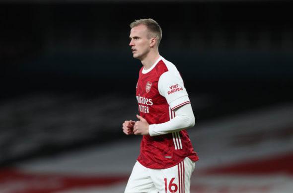 Arsenal, Rob Holding