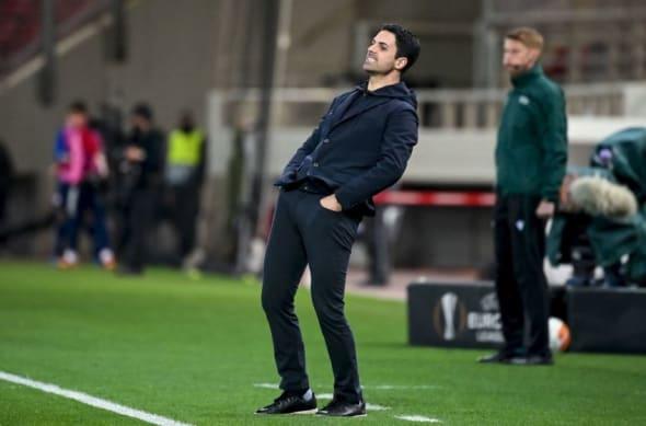 Arsenal, Mikel Arteta