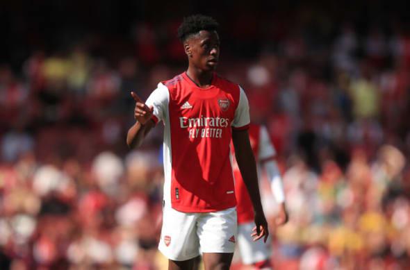 Arsenal, Sambi Lokonga