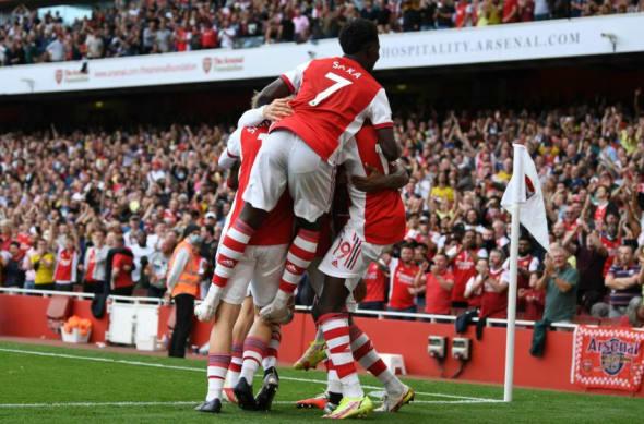 Arsenal, Bukayo Saka