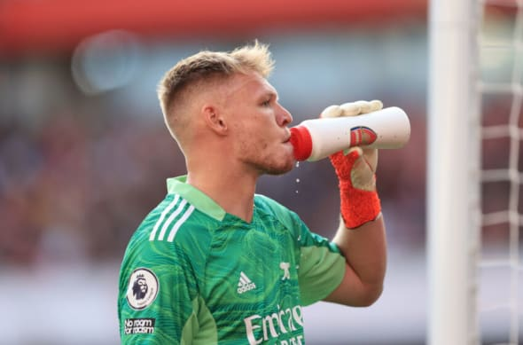 Arsenal, Aaron Ramsdale