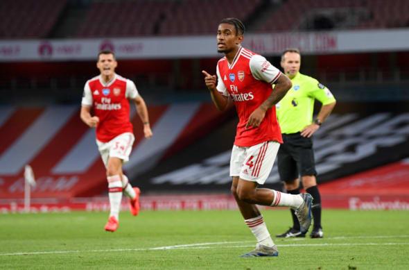 Arsenal, Reiss Nelson