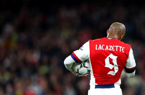 Arsenal, Laca