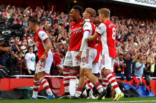 Arsenal, Auba