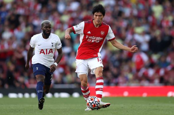 Arsenal, Tomi
