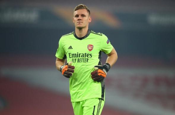 Arsenal's Leno