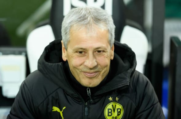 Lucien Favre, Borussia Dortmund