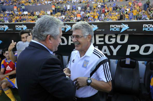 Liga MX coaches