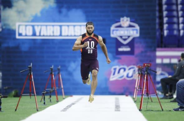 LA Rams NFL Scouting Combine