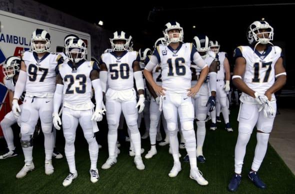 LA Rams NFL Free Agency