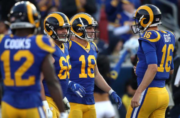 LA Rams Cooper Kupp