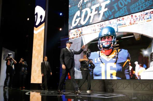 NFL Draft Jared Goff