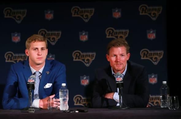 LA Rams News NFL Draft