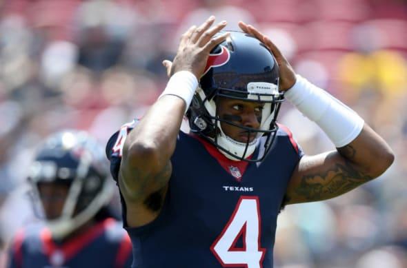 NFL Rumors LA Rams Deshaun Watson Jared Goff