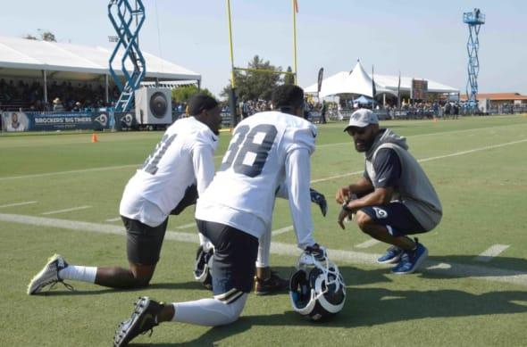 LA Rams News Aubrey Pleasant