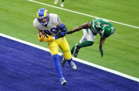 LA Rams News Rams Training Camp Tyler Higbee