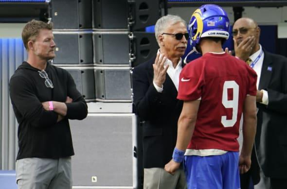 Matthew Stafford LA Rams News Rams Training Camp