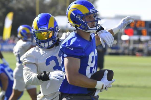 LA Rams News Rams training camp Travin Howard
