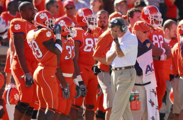 Clemson Football: The Top 5 Historical Moments for the ...
