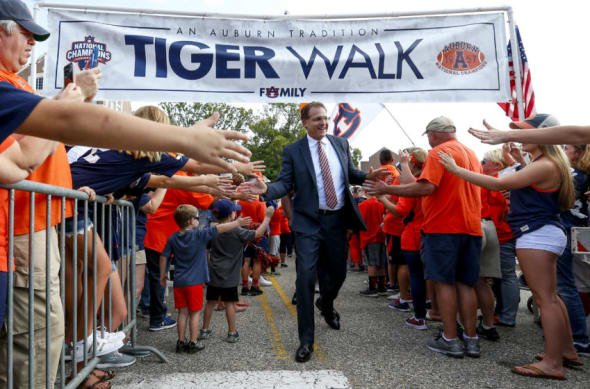 Clemson Football: 5 Storylines to watch vs. Auburn - Page 4