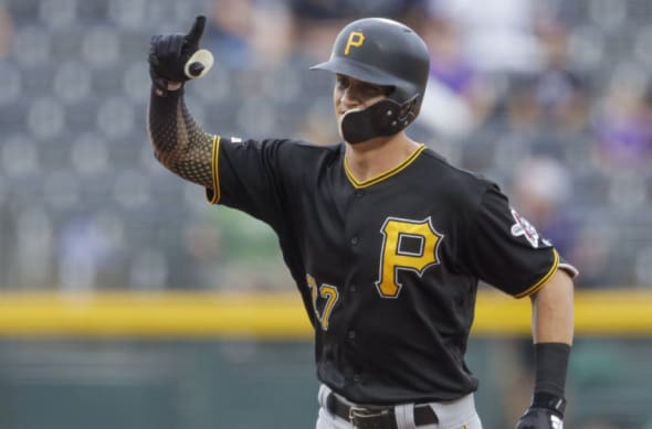 Pittsburgh Pirates, Kevin Newman