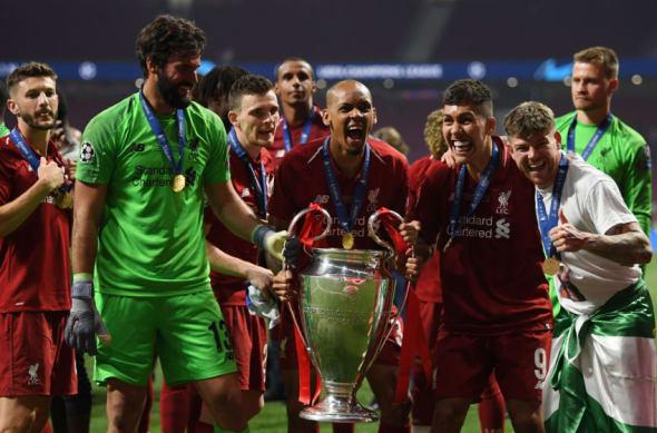 Liverpool Tottenham champions league final player ratings