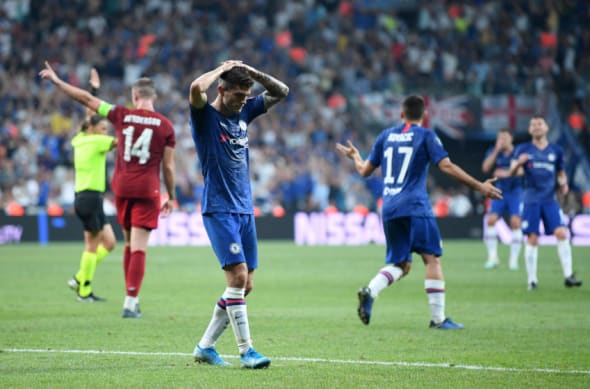 Liverpool Vs Chelsea Christian Pulisic And Three Things To Watch For As Reds Travel To London
