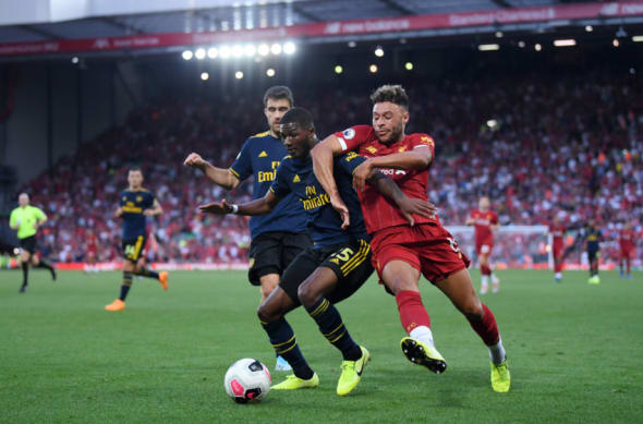 Liverpool 3-1 Arsenal player ratings