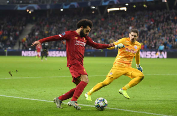 Liverpool Salzburg player ratings