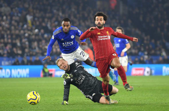 Liverpool 4 0 Leicester Four Things We Learned Salah Is A Beast