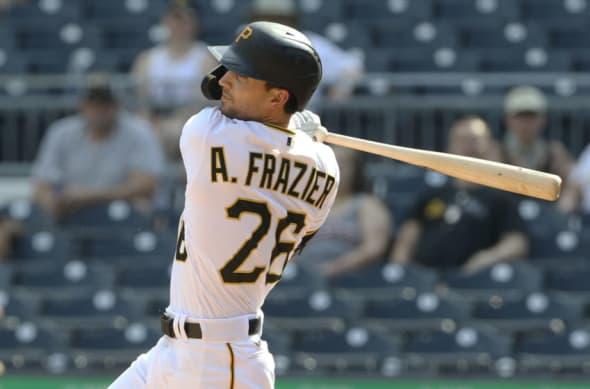 Philadelphia Phillies Adam Frazier