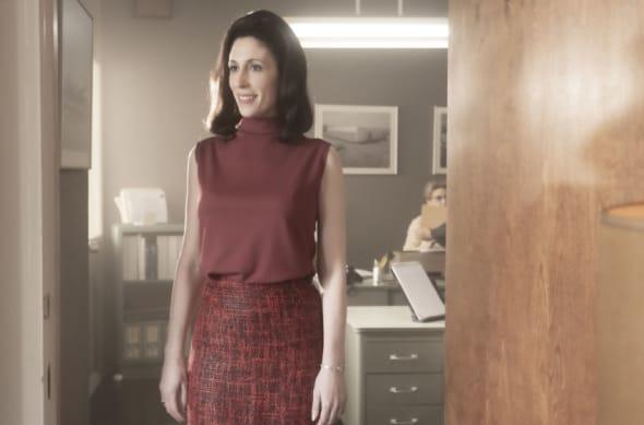 Cara Mantella as Jackie Loomis- Lodge 49 _ Season 2, Episode 6 - Photo Credit: Jackson Lee Davis/AMC