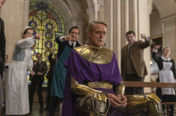 Photo: Jeremy Irons in Watchmen.. Image Courtesy Colin Hutton/HBO
