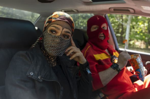 Watchmen -- photo: Mark Hill/HBO