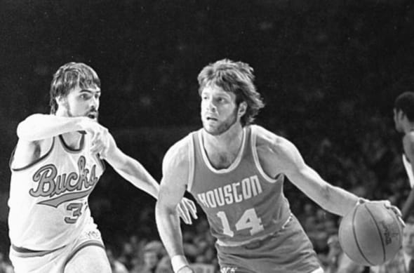 Houston Rockets, Mike Newlin