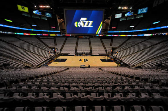 Utah Jazz LA Clippers Game 6 2017 NBA Playoffs Vivint Arena