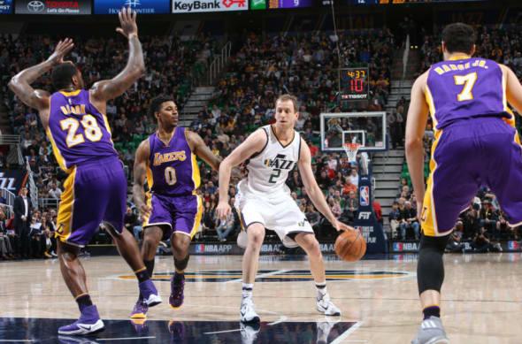 10 10 Utah Jazz At Los Angeles Lakers Keys To The Game