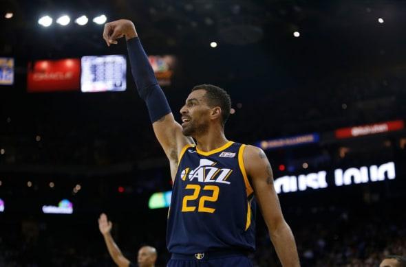 Utah Jazz Thabo Sefolosha