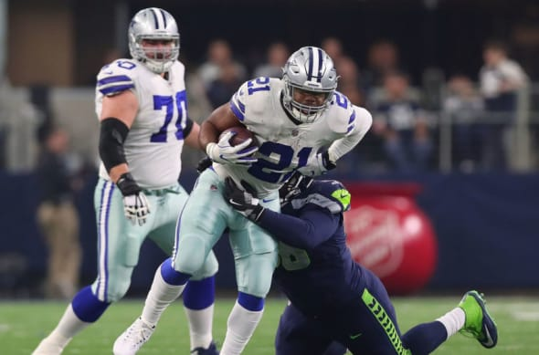 Ranking The Dallas Cowboys Best Players In 2018  10-1