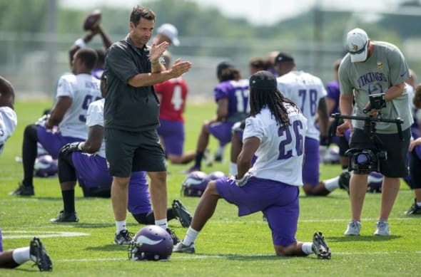 Priefer has the experience of dealing with a number of different personalities during his career as a special teams coach.