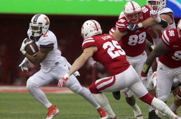 Illinois Football: 3 Illini Players That Impressed Me ...