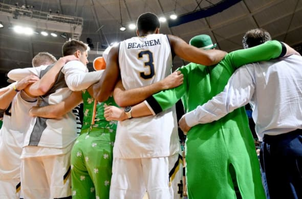 South Dakota State Basketball 3 Reasons Why The: Notre Dame Basketball: Five Reasons Why The Irish Can Make