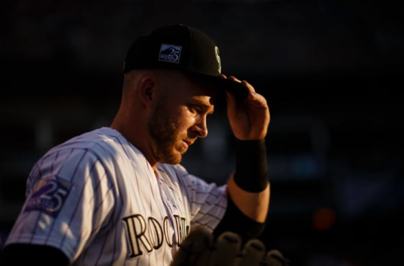 colorado rockies why trevor story was not among gold