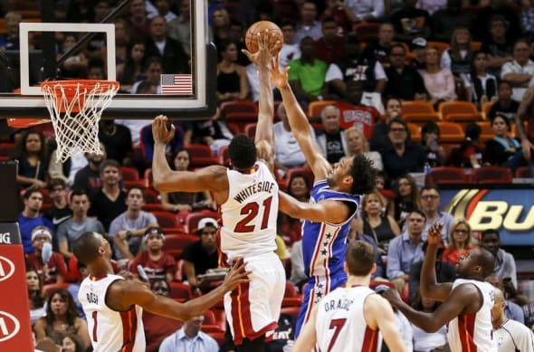 Philadelphia 76ers: 5 Things to Watch for in Game vs. Heat