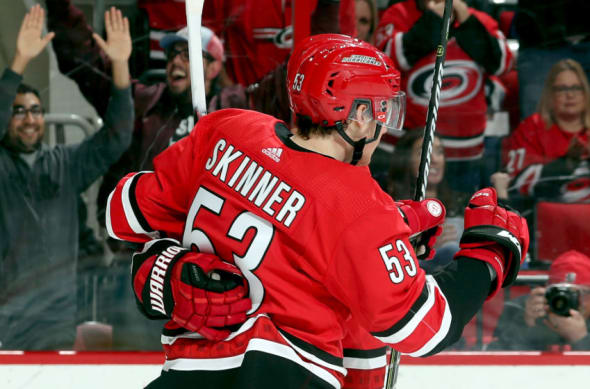 Carolina Hurricanes: The Outcome of the Jeff Skinner Trade - Page 2