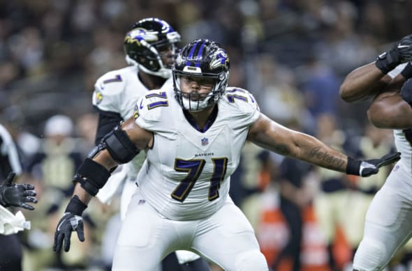 Jermaine Eluemunor to the Patriots: 3 big things for the Ravens