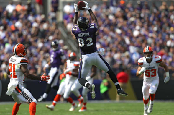 Fantasy Football: Is Ben Watson starting tight end material?